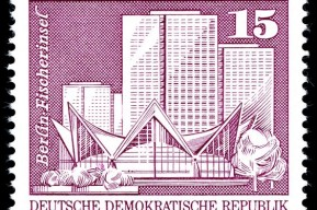 Briefmarke der DDR, 1973