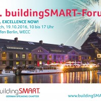 20. buildingSMART-Forum in Berlin