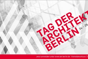 Tag der Architektur Berlin
