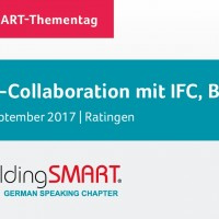 buildingSMART Thementag